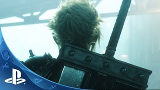 Download Final Fantasy VII - E3 2015 Trailer | PS4 Video