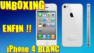Download L'iPhone 4 Blanc - Unboxing Exclusif !! Video