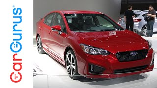 Download 2017 Subaru Impreza | CarGurus Impressions Video