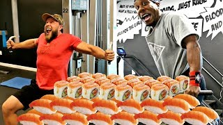 Download Crushing Chest, Arms & Sushi w/ Chris Jones   Road to 500 Ep. 5 Video