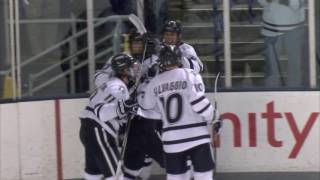 Download UNH Men's Hockey vs Maine Highlights (12-2-16) Video