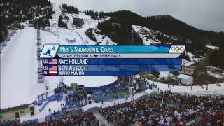 Download Snowboard Cross Men's Final Full Event - Vancouver 2010 Winter Olympics Video