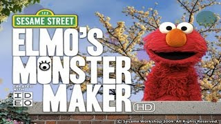 Download Elmo's Monster Maker HD (Sesame Street) Spring has arrived! - Best App For Kids Video
