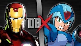Download Iron Man VS Mega Man X (Marvel VS Capcom)   DBX Video