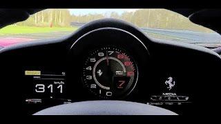 Download 0 - 300 km/h en Ferrari 488 GTB 2016 Video