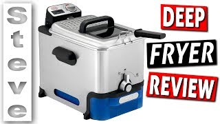 Download TEFAL SELF CLEANING DEEP FAT FRYER - Unboxing and first look. Video
