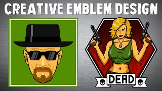 Download GTA V: Create Awesome Crew Emblems In 4 Steps [TUTORIAL] Video