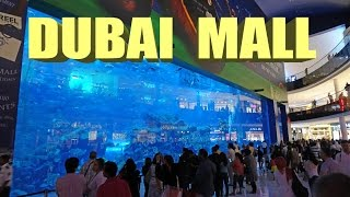 Download Dubai Mall - Biggest Mall In The World 4K Video