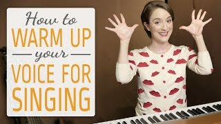 Download How to warm up your voice for singing (BEST 3 Exercises) Video