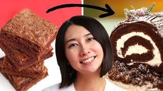 Download Can This Chef Make Brownie Mix Fancy? •Tasty Video