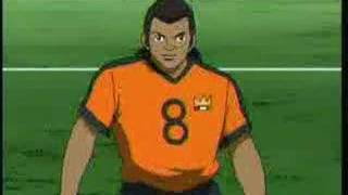 Download Captain Tsubasa Japan vs Holanda Video