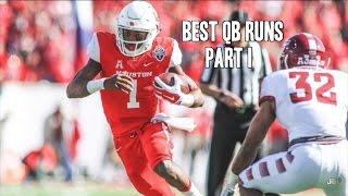 Download Best Quarterback Runs of the 2015-16 College Football Season || Part I ᴴᴰ Video