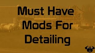 Download Cities: Skylines - Must have Mods for Detailing Video