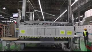 Download Martin Rotary Die Cutter Flexo 4 Color DRO1624 year 1998 Video