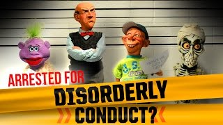 Download Arrested for Disorderly Conduct? | JEFF DUNHAM Video