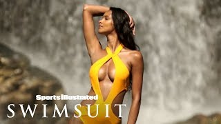 Download Lais Ribeiro Dares To Take On The Epic Waterfalls Of Sumba Island | Sports Illustrated Swimsuit Video