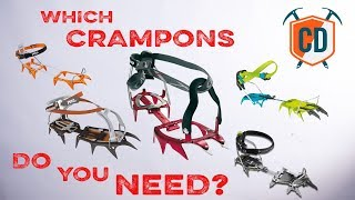 Download Which Type Of Crampons Do You Need? | Climbing Daily Ep.1583 Video