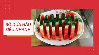 Download Cách bổ dưa hấu đẹp và đơn giản 01 | Phượng Phạm | How to make watermelon beautiful and simple 01 Video