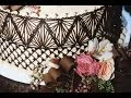 Download How to Make Chocolate Lace Cake Wraps Video