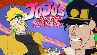 Download JoJos Bizarre Whatever (JJBA Parody Cartoon) Video
