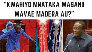 Download MSUKUMA KALIPUKA! ″Mnamsumbua Diamond, Wasanii Wavae Madera Au?″ Video
