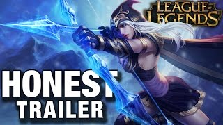 Download LEAGUE OF LEGENDS (Honest Game Trailers) Video
