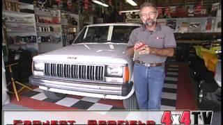 Download 4x4TV Project Jeep Cherokee Beginning part 1 of 9 Video