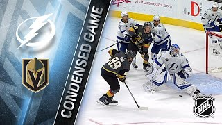 Download 12/19/17 Condensed Game: Lightning @ Golden Knights Video