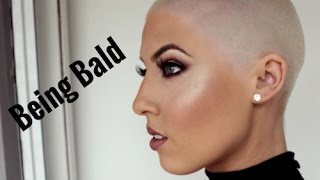Download BEING BALD CHIT CHAT// MY EXPERIENCE Video