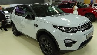 Download 2018 Land Rover Discovery Sport - Exterior and Interior - Auto Salon Bratislava 2017 Video