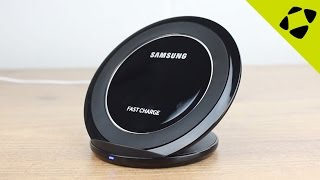 Download Official Samsung Fast Charge Wireless Charging Stand Review - Hands On Video