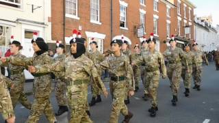 Download Warwick u.k.last Fusiliers parade DSCN0288 Video