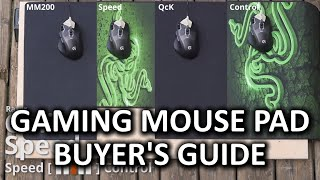 Download Mouse Pad Buyer's Guide for Gamers Video
