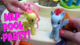 Download MY LITTLE PONY POOL PARTY! Ep. 4 Video