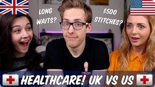 Download Healthcare | British VS American | Evan Edinger & Connie Glynn and OhItsJustKim Video