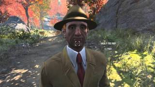 Download Fallout 4 - Creeping on the Vault Tec Guy Video