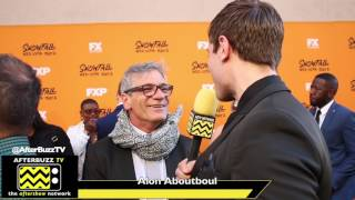 Download Alon Aboutboul Interview | FX Snowfall Premiere Video