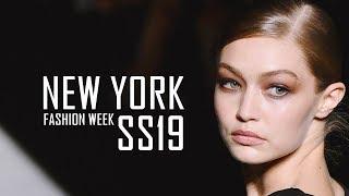 Download New York Fashion Week | Spring/Summer 2019 Video