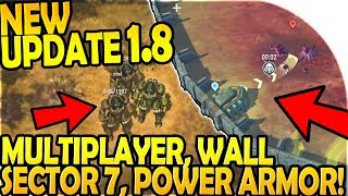 Download NEW UPDATE 1.8 - NEW MULTIPLAYER UPDATE, POWER ARMOR, WALL SECTOR 7 - Last Day On Earth Survival Video