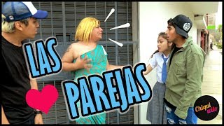 Download LAS PAREJAS | ChiquiWilo Ft.DeBarrio Video