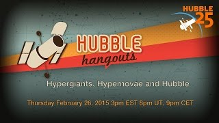 Download Hypergiants, Hypernovae and Hubble Video