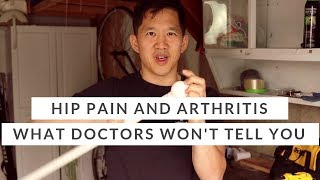 Download Hip pain and hip arthritis - what doctors won't tell you Video
