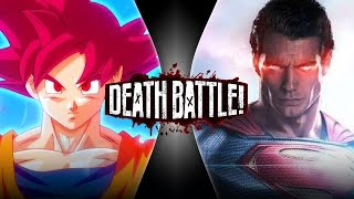 Download Goku VS Superman 2 | DEATH BATTLE! Video