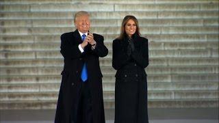 Download Trump promete unificar a EEUU en la víspera de su investidura Video