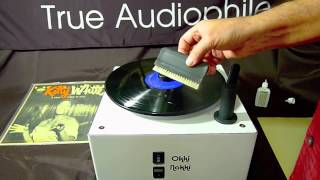 Download Okki Nokki MKII record cleaning machine - True Audiophile Video