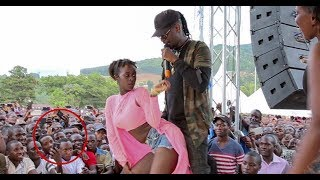 Download NAMELESS Kills it at Kisii #MsetoTour Universty Student can Twerk Video