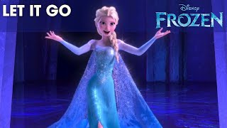 Download FROZEN - Let It Go Sing-along | Official Disney HD Video