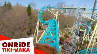 Download Tiki-Waka - First on-ride video (360° POV) - Walibi Belgium Video