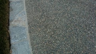Download How to Build an Exposed Aggregate Patio Video
