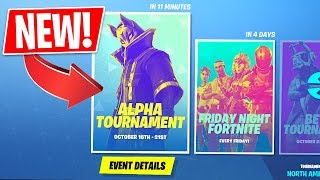 Download *NEW* Fortnite In-Game Tournaments! 1st Tournament RIGHT NOW!! (Fortnite LIVE Gameplay) Video